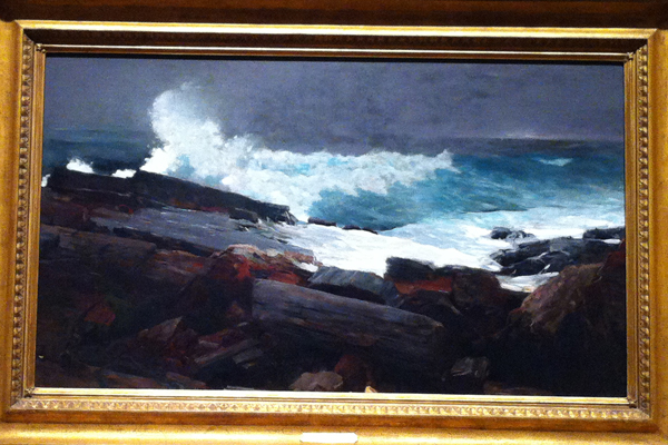 Winslow Homer Painting